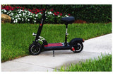 Green Bike USA GB Flyby 500W 48V Electric Scooter Lifestyle