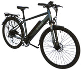 e-JOE Koda Sport Commuter eBike Metallic Gray Right Side Angle