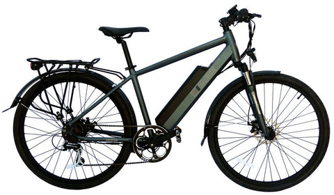 e-JOE Koda Sport Commuter eBike Metallic Gray Right Side