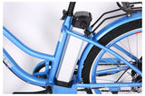 X-Treme Malibu Elite Step-Through Beach Cruiser eBike Lithium-ion Battery