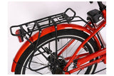 X-Treme Newport Elite Beach Cruiser eBike Aluminum Rear Rack