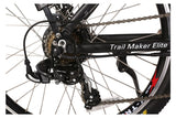 X-Treme Trail Maker Elite 24V Mountain Commuter eBike Derailleur