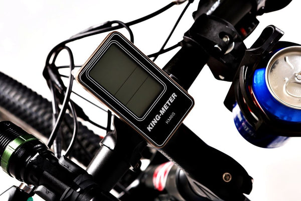 X-Treme Rocky Road 500W 48V Fat Tire Full Suspension eBike LCD Display