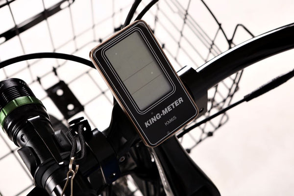 X-Treme Santa Cruz 500W 48V Cruiser Commuter eBike Display