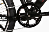 X-Treme Sedona 500W 48V Full Suspension Mountain Step Through eBike Chain Guard