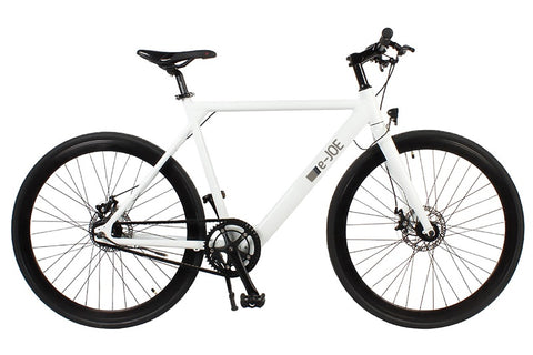 e-JOE Sunday City 250W 36V Sport Lightweight eBike Right Side