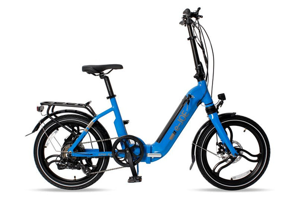 e-JOE Epik Swan Folding Step-Through eBike Sky Blue Right Side