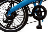 e-JOE Epik SE 500W Folding Commuter eBike - ElectriCity Cycles