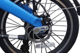 EBike - E-JOE Epik SE Folding Commuter EBike