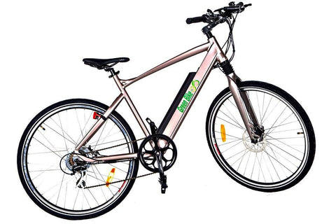 EBike - Green Bike USA GB Mountain Himalaya 27.5 EBike