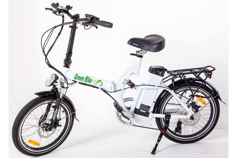 EBike - Green Bike USA GB500 Folding Commuter EBike
