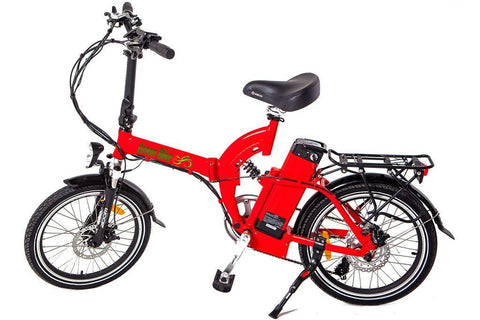 Green Bike USA GB500 Folding Commuter eBike - ElectriCity Cycles