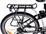 X-Treme Trail Climber Elite Step Through Commuter Mountain eBike Rear Rack