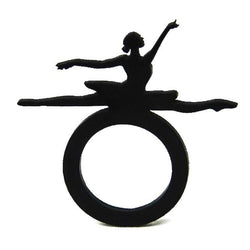 Ballerina ring, ladies & kids ring, sizes: 44, 47, 53, 57