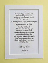 Son of the Bride gift