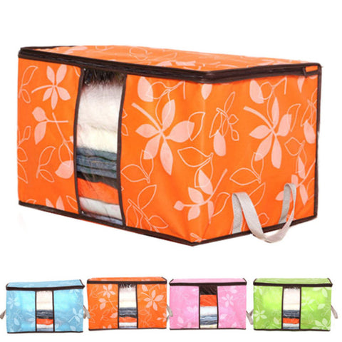 Foldable Clothing Storage Organizer Bag