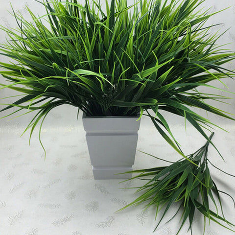 Artificial Long Grass Fern Plant