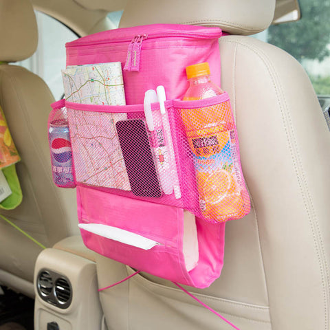 Back Seat Car Organizer Storage Bag
