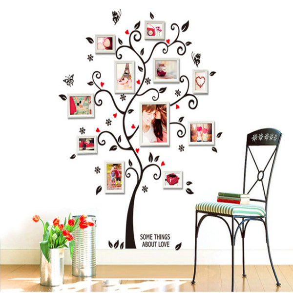 Wall Decal Photo Frame Sticker