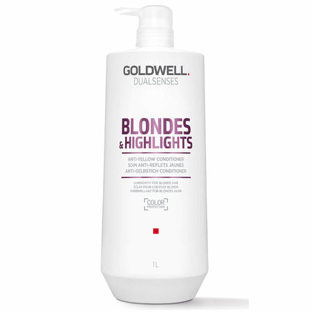 Dual Senses Blondes & Highlights Anti-Yellow Hoitoaine 1000ml