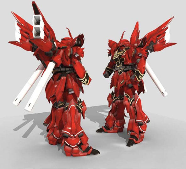 Gundam Model MSN-06S 38CM