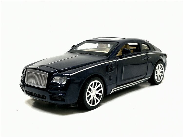 Rolls-Royce phantom Model Car 150619