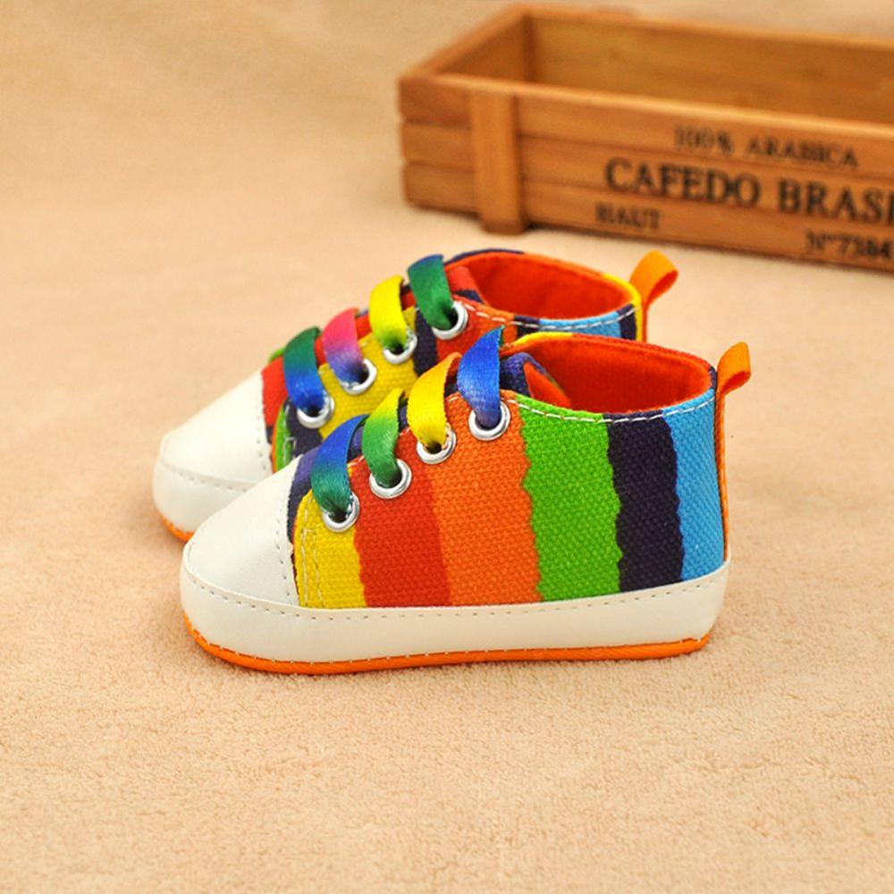 Colourful New Born Baby Shoe