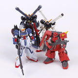 Z GUNDAM MSZ-006 / Crossbones up to XM-X1 / XM-X2 / ZAKU II MS-06R-2