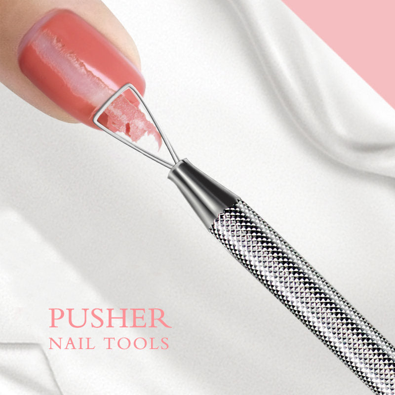 Stainless Steel Nail Polish  Remover 101018
