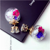 Creative Flower Earrings 290918