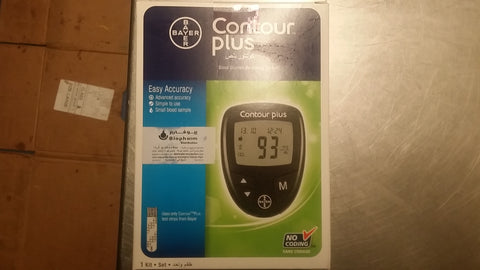 Bayer Contour Plus