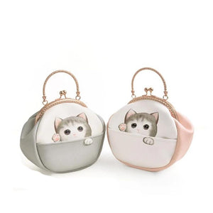 Lovely Kitty Tote Bag101019