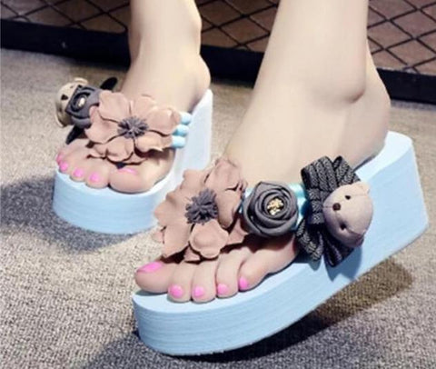 Lovely Beach Sandel Shoe 170619