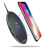 iPhone +Samsung Fast Wireless Charger