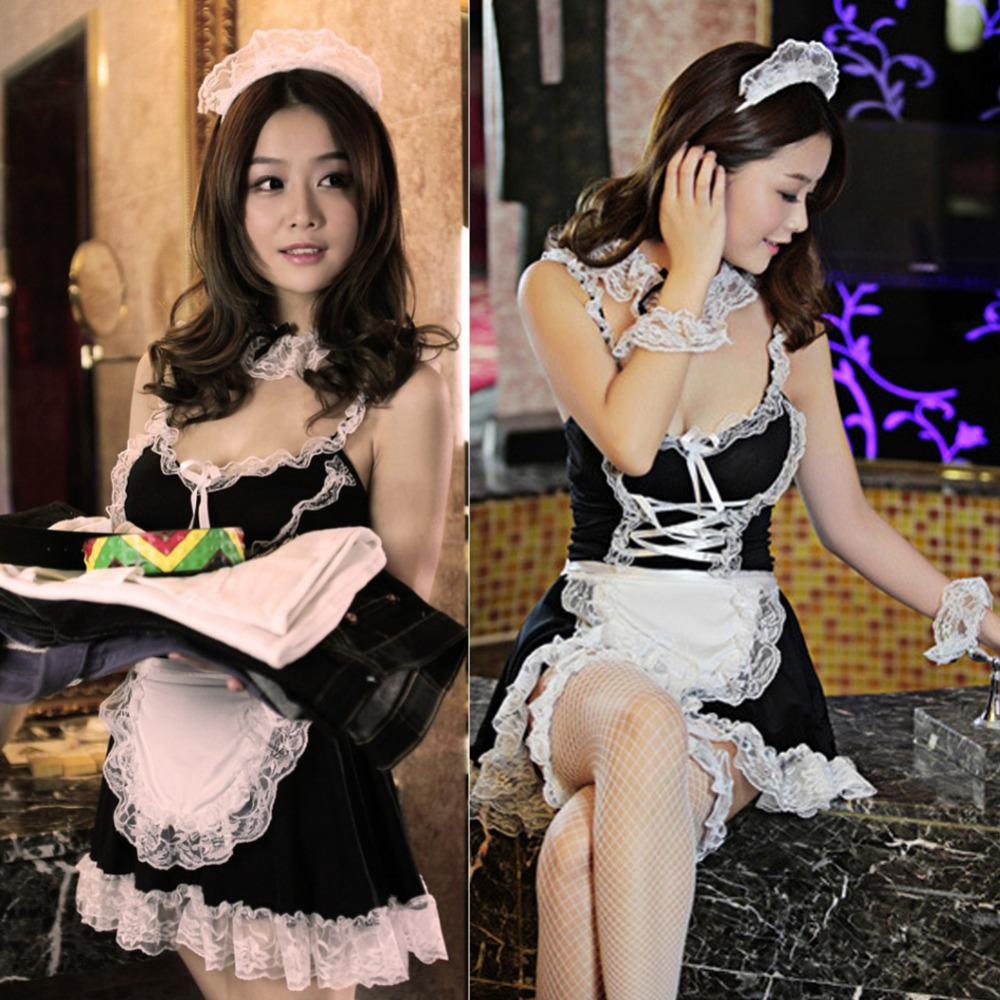 Maid Lingerie Set