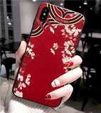 Floral Samsung Mobile Phone Series Casing 070919