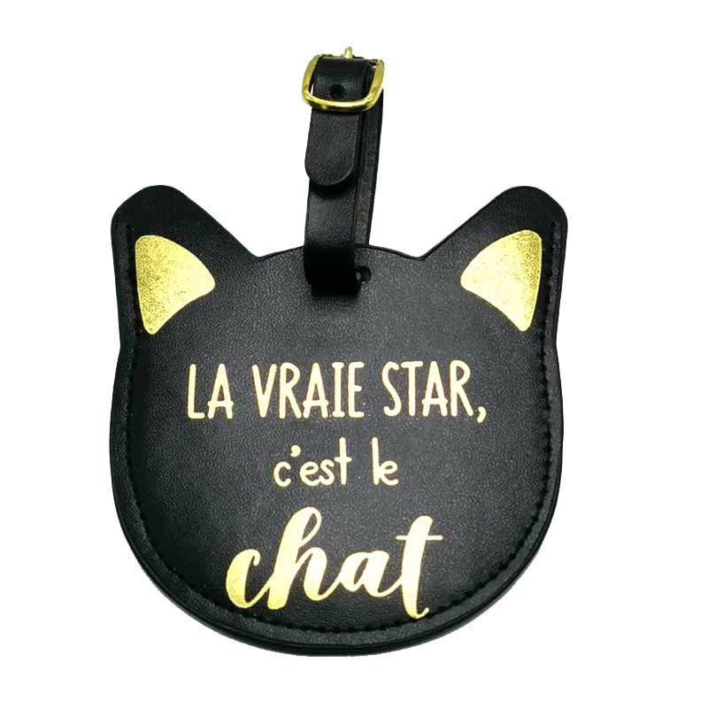 Lovely Cats Luggage Tag 230619