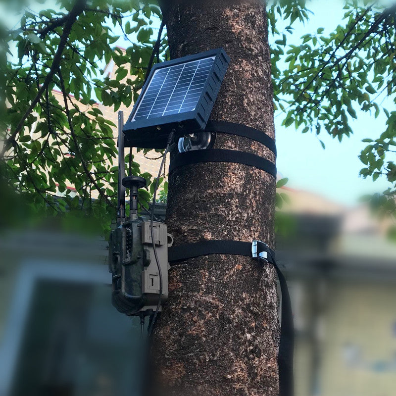 Outdoor Hunting Camera Solar Panel