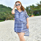 Plus Size Swimsuit 3 In 1 Set