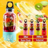 Portable Blender Mixer Cup USB Rechargeable