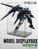 42cm*26cm*20cm gundam model PG 1/60 Dedicated modular transparent display box dust-proof box