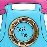 Lovely Call Me Classic Phone Handbag