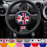 OEM Steering Wheel Sticker 191218