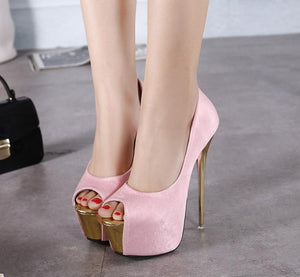 Lovely 16cm High Heel