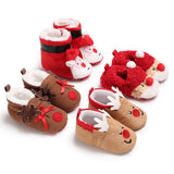Christmas Baby Shoes 131118