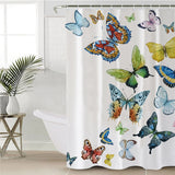 Bath Room Curtain Set 261218