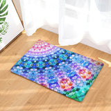 Colorful Creative Door Carpet 251218