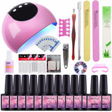 Nail Polish Nail Art Sets 070619