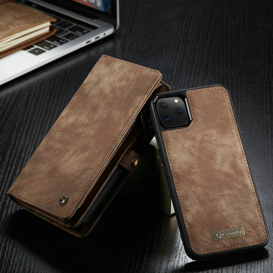 iPhone 11 Zipper Wallet Casing 251119