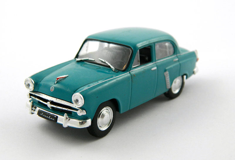 Classical 1/43 Russian Moskvich 402 Model Car  051019